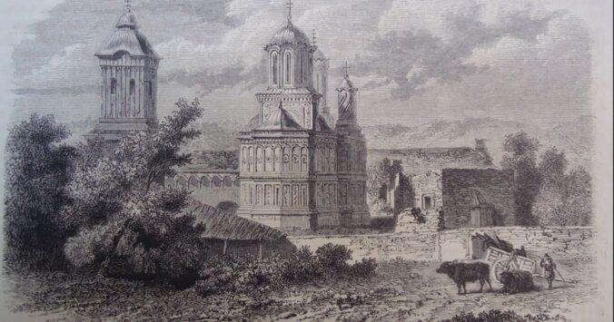 Monastirea Argesului